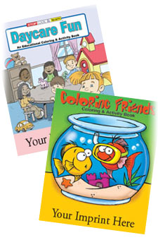 Custom Printed ColoringBooks